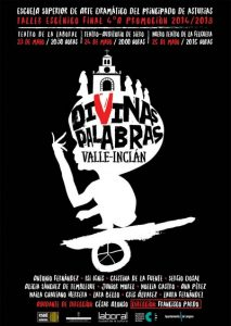 Teatro: Divinas palabras @ Nuevo Teatro de La Felguera | Langreo | Principado de Asturias | España