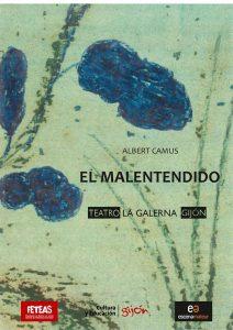 Teatro: El malentendido @ Nuevo Teatro de La Felguera | Langreo | Principado de Asturias | España