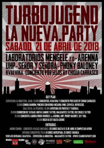 TurboJugend La Nueva Party 2018 @ Langreo | Langreo | Principado de Asturias | España