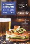 V Concurso de Pinchos en Sama de Langreo 2018