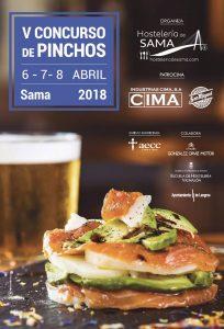V Concurso de Pinchos en Sama de Langreo 2018 @ Sama | Sama | Principado de Asturias | España