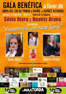 Gala Benéfica @ Nuevo Teatro de La Felguera   Langreo   Principado de Asturias   España