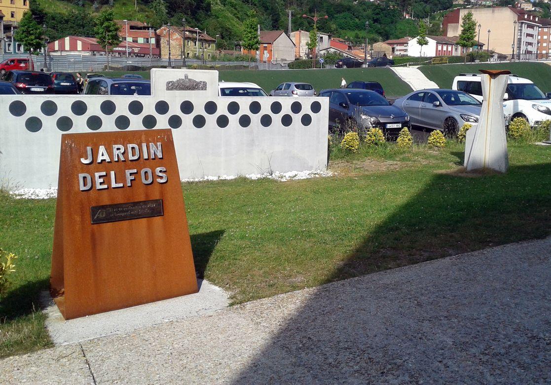 Jardín Delfos