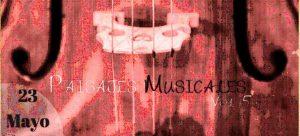 Presentación de disco: Paisajes musicales vol. 5 @ Conservatorio del Nalón | Langreo | Principado de Asturias | España