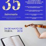 XV Encuentro de Conservatorios Profesionales de Música del Principado de Asturias