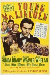 Cine: El joven Lincoln @ Cine Felgueroso | Langreo | Principado de Asturias | España