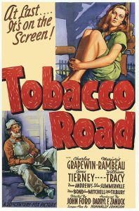 Cine: La ruta del tabaco @ Cine Felgueroso | Langreo | Principado de Asturias | España