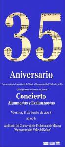 Concierto de alumnos y ex-alumnos del Conservatorio @ Conservatorio del Nalón | Langreo | Principado de Asturias | España