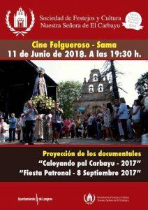 Proyección de documentales de El Carbayu @ Cine Felgueroso | Langreo | Principado de Asturias | España