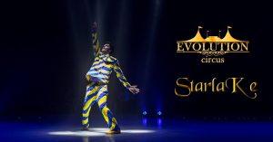 Evolution Circus: StarLake @ Langreo Centro   Langreo   Principado de Asturias   España