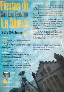 Fiestas de San Luis Gonzaga 2018 en La Nueva @ La Nueva | Principado de Asturias | España
