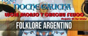 Folkrore argentino @ Centro de Creación Escénica Carlos Álvarez-Nòvoa | Langreo | Principado de Asturias | España