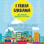 I Feria Urbana en La Felguera