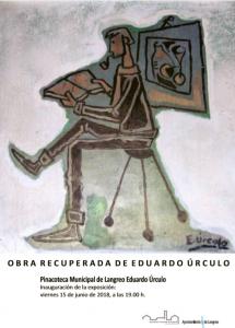 Exposición: Obra recuperada de Eduardo Úrculo @ Pinacoteca Eduardo Úrculo | Langreo | Principado de Asturias | España