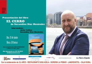 Presentación de libro: El cerro @ Centro de Creación Escénica Carlos Álvarez-Nòvoa | Langreo | Principado de Asturias | España