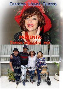 Teatro: Tamos aquí otra vez @ Nuevo Teatro de La Felguera | Langreo | Principado de Asturias | España