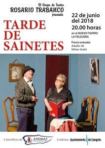 Tarde de sainetes @ Nuevo Teatro de La Felguera | Langreo | Principado de Asturias | España
