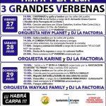 Fiestas de Trapa y La Vega 2018