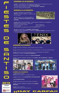 Fiestas de San Tirso 2018 @ San Tirso | San Tirso | Principado de Asturias | España