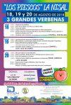 """Fiesta """"Los Piescos"""" en La Nisal 2018"""