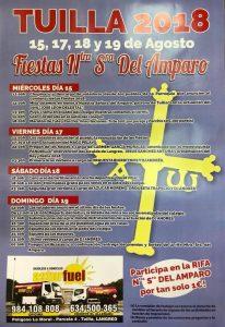 Fiestas de Nuestra Señora del Amparo en Tuilla 2018 @ Tuilla | Principado de Asturias | España