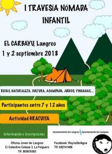 I Travesía nómada infantil @ El Carbayu   El Carbayu   Principado de Asturias   España