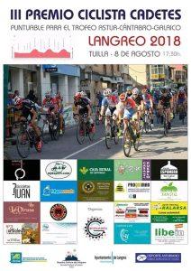 III Premio Ciclista Cadetes 2018 @ Tuilla | Principado de Asturias | España