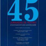 45as jornadas de teatro de Langreo