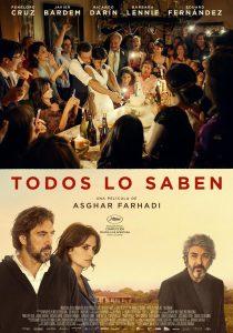 Cine: Todos lo saben @ Nuevo Teatro de La Felguera | Langreo | Principado de Asturias | España