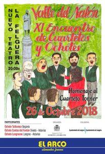 Gala de ochotes @ Nuevo Teatro de La Felguera | Langreo | Principado de Asturias | España