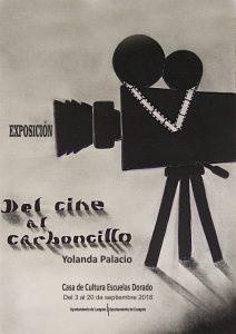 Exposición: Del cine al carboncillo @ Escuelas Dorado | Langreo | Principado de Asturias | España