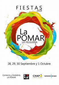 Fiestas de Ntra. Sra. de Lourdes - La Pomar 2018