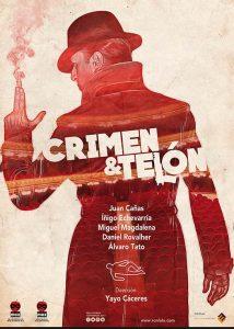Teatro: Crimen y telón @ Nuevo Teatro de La Felguera | Langreo | Principado de Asturias | España