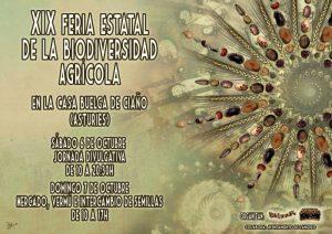 XIX Feria Estatal de la Biodiversidad Agrícola