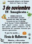 Amagüestu y Halloweeen Xente de Trapa y La Vega