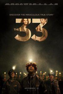 Cine: Los 33 @ Cine Felgueroso | Langreo | Principado de Asturias | España