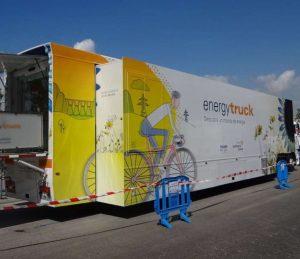Energytruck en Langreo @ Parking estación de autobuses | Langreo | Principado de Asturias | España