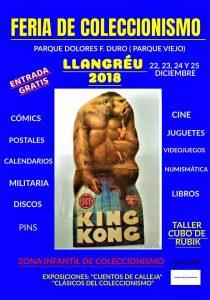 Feria de Coleccionismo de Langreo 2018 @ Parque Dolores F. Duro | Langreo | España