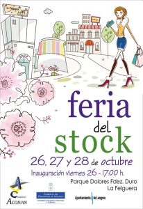 Feria del stock otoño-invierno 2018 ACOIVAN @ Parque Dolores F. Duro | Langreo | Principado de Asturias | España