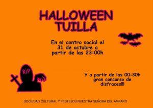 Fiesta de Halloween en Tuilla 2018 @ Centro Social de Tuilla | Principado de Asturias | España