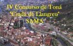 """IV Concurso de Toná """"Ciudá de Llangréu"""""""