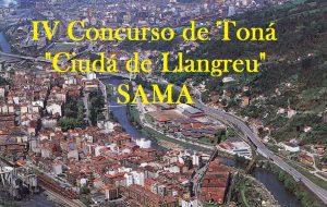 "IV Concurso de Toná ""Ciudá de Llangréu"" @ Cine Felgueroso y Escuelas Dorado | Langreo | Principado de Asturias | España"