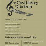 """IX Xornaes Culturales """"De Castilletes y Carbón"""""""