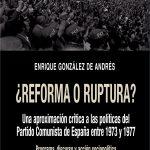 Presentación de libro: ¿Reforma o ruptura?