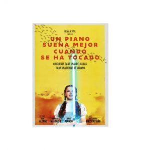 Presentación de libro: Un piano suena mejor cuando se ha tocado @ Casa de la Buelga | Langreo | Principado de Asturias | España
