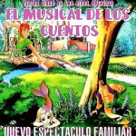 Teatro: El musical de los cuentos