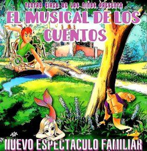 Teatro: El musical de los cuentos @ Nuevo Teatro de La Felguera | Langreo | Principado de Asturias | España