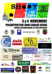 Torneo Internacional de Tiro con arco 2018 @ Complejo Deportivo Juan Carlos Beiro | Langreo | Principado de Asturias | España