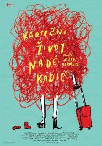 Cine: La caótica vida de Nada Kadic @ Nuevo Teatro de La Felguera | Langreo | Principado de Asturias | España