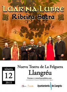 Concierto: Luar na lubre @ Nuevo Teatro de La Felguera | Langreo | Principado de Asturias | España